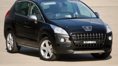 Peugeot 3008 XTE 1.6 Turbo Review
