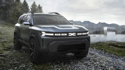 Dacia Bigster Concept unveiled, previews upcoming mid-size SUV