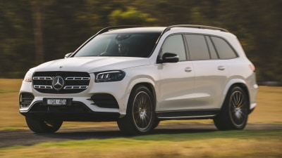 2020 Mercedes-Benz GLS400d review