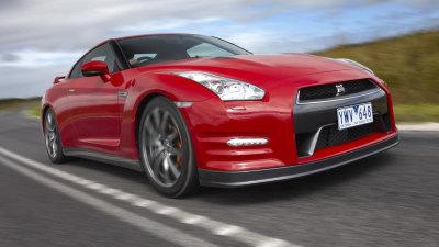 2012 Nissan GT-R On Sale In Australia