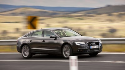 2013 Audi A5 And A7 Sportbacks Gain Fifth Seat, Revised Pricing