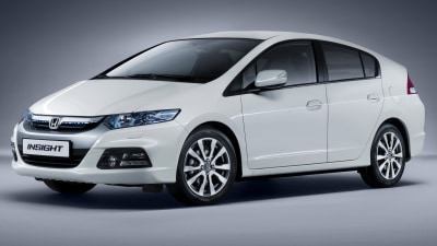 2012 Honda Insight Update Confirmed For Australia