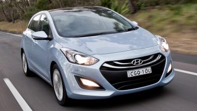 2012 Hyundai i30 On Sale In Australia