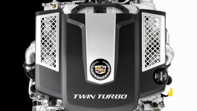 GM Confirms Powerful Twin-turbo 3.6 V6 For 2014 Cadillac CTS
