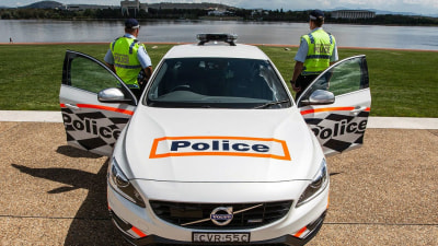Canberra Cops Add Volvo S60 T6 R-Design To Fleet In New Test