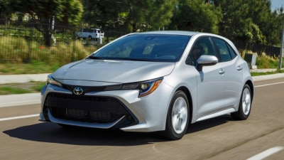 2018 Toyota Corolla Overseas Preview Drive