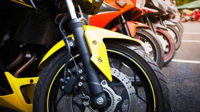 Motorbike sales boom in 2020