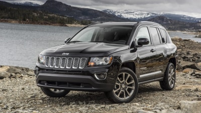 New Jeep Compass To Debut At Geneva Motor Show