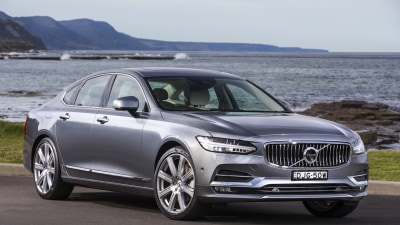 2017 Volvo S90 Inscription Launch REVIEW | Design, Technology, And Cachet To Challenge The German Regulars