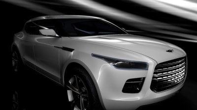 Lagonda SUV Still A Chance, Bez Says