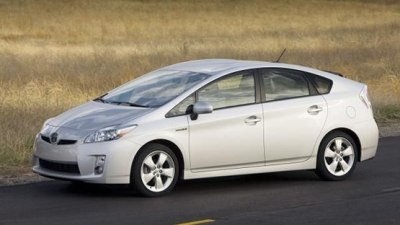 2010 Toyota Prius Design Set To Influence Future Toyota Models