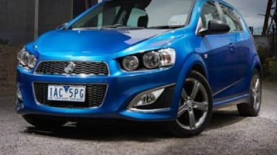 Holden Barina RS new car review