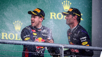 2013 US F1 GP: Vettel Cruises To Victory In Texas