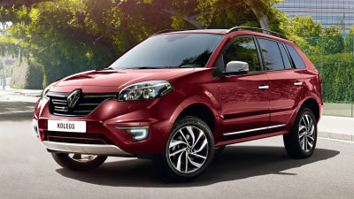 Renault Koleos: 2015 Price And Features For Australia