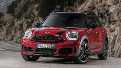 2017 Mini John Cooper Works Countryman - Price And Features For Australia