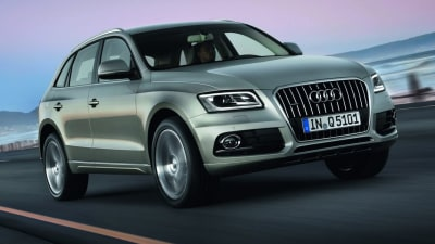 2013 Audi Q5 Update Revealed, New Engines And Hybrid Featured