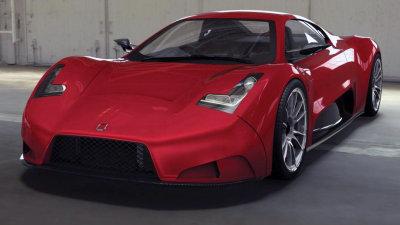 JOSS Supercar Takes To Kickstarter In Crowdfunding Push: Video