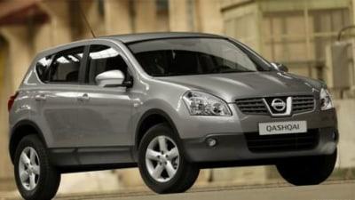 Nissan Dualis exceeds sales targets in Japan