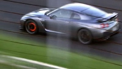 2009 Nissan R35 GT-R SpecV Video