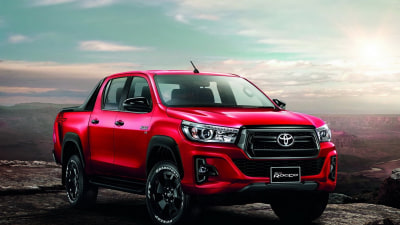 2018 Toyota HiLux Update Revealed Overseas