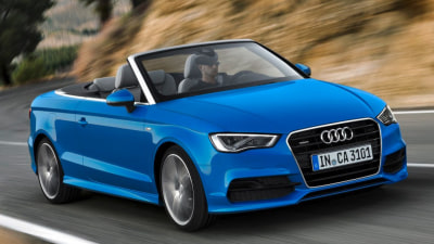 2014 Audi A3 Cabriolet: Photos, Features And Specs Revealed In Frankfurt