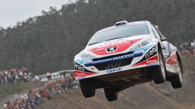 Rally Star Evans To Test For Peugeot