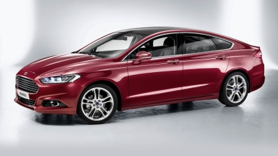 2013 Ford Mondeo Revealed In Wagon, Liftback Hatch Styles