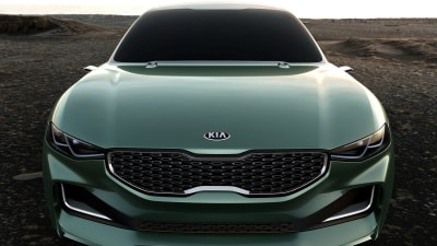 Kia Australia Pinning Green Hopes To Fuel Cell Technology