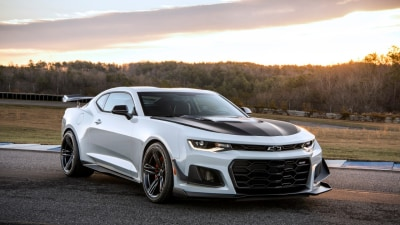 Camaro has to wear a Chevrolet badge says Holden