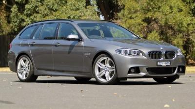 2014 BMW 535i Review: Touring M Sport Wagon