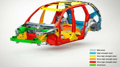 Volvo Scalable Product Architecture Accelerates Collision-Free Future