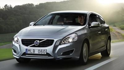 Volvo V60 Plug-in Diesel Hybrid Hits Europe