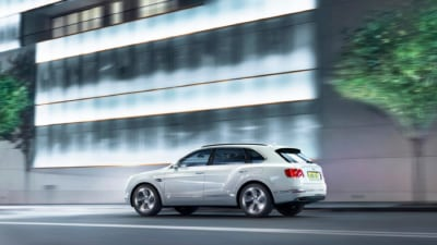Bentley Boss Calls For Better EV Incentives