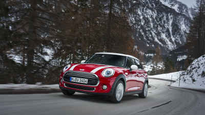 Mini's new 'motorsport-adapted' transmission