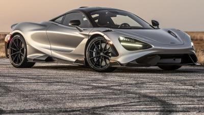 Hennessey unveils 745kW McLaren 765LT power upgrade