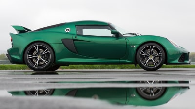 Lotus Exige S Auto Revealed, Australian Debut On The Cards