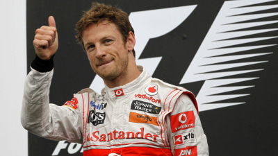 F1: Number 2 Driver 'Best Way' For Team Success - Button