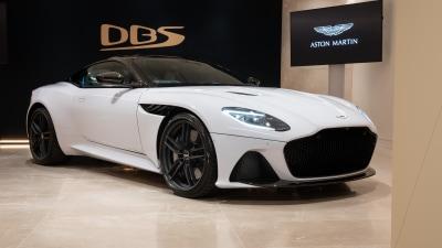 Aston Martin reveals DBS Superleggera
