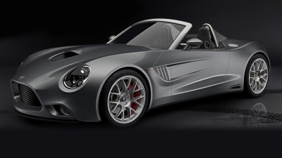 Puritalia 427 Revealed, Looks To Shelby Cobra For Inspiration