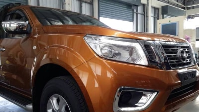 2015 Navara Revealed In New Photos