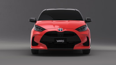 Toyota readying Yaris-based SUV
