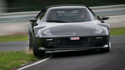 Lancia Stratos Rebirth Killed By Ferrari