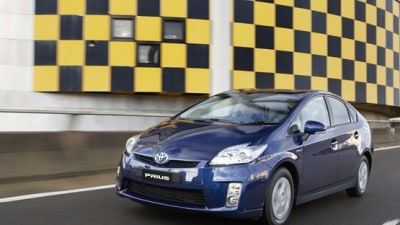 2010 Toyota Prius Achieves Record 446 Sales In First Month