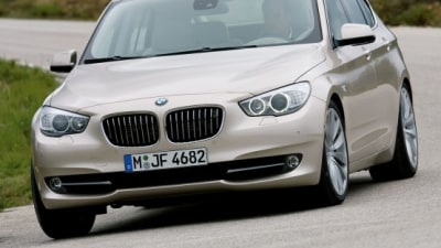 BMW 5 Series GT To Get Turbo, But Just The One