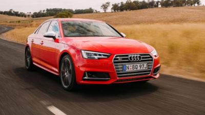 2017 Audi S4 sedan new car review