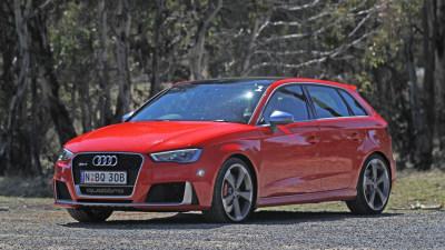 2016 Audi RS 3 Review –  Audi's Hotrod Hatchback