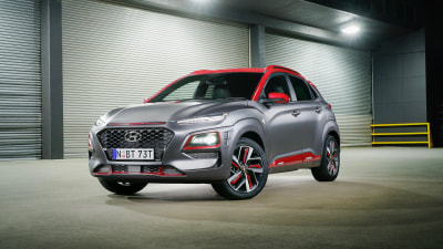 Hyundai reveals Iron Man Kona