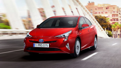 Toyota Lowers Prius Sales Targets In Line With Falling Petrol Prices