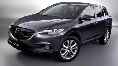 2013 Mazda CX-9 Gets World Premiere At Australian International Motor Show
