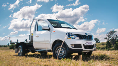 2018 Mahindra Genio - Price And Features For Australia